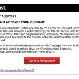 Comcast joins in effort to combat piracy - NOOGAtoday