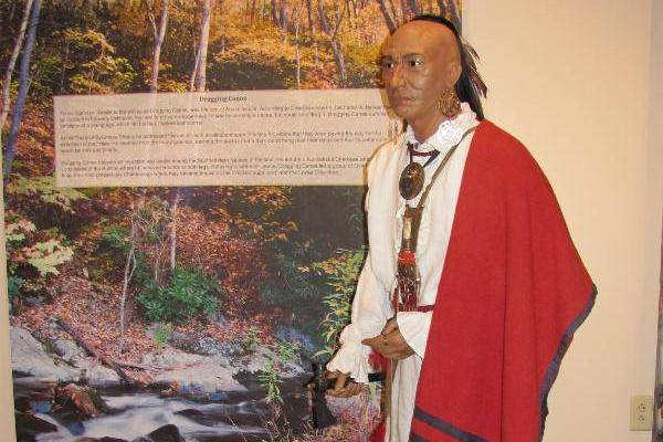 Dragging Canoe: Notorious Cherokee leader reigned in