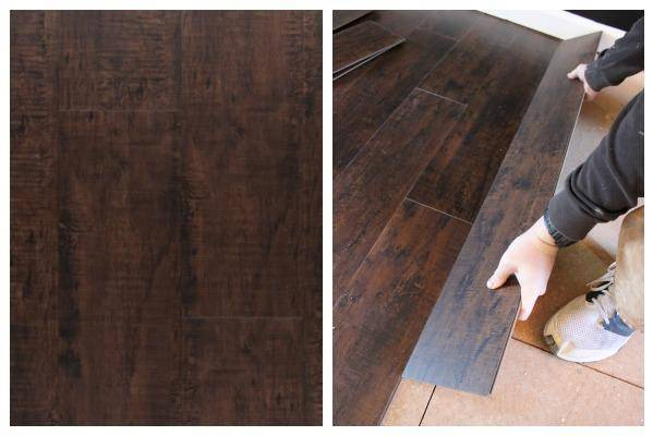 Retro Renovation: Luxury vinyl flooring - NOOGAtoday