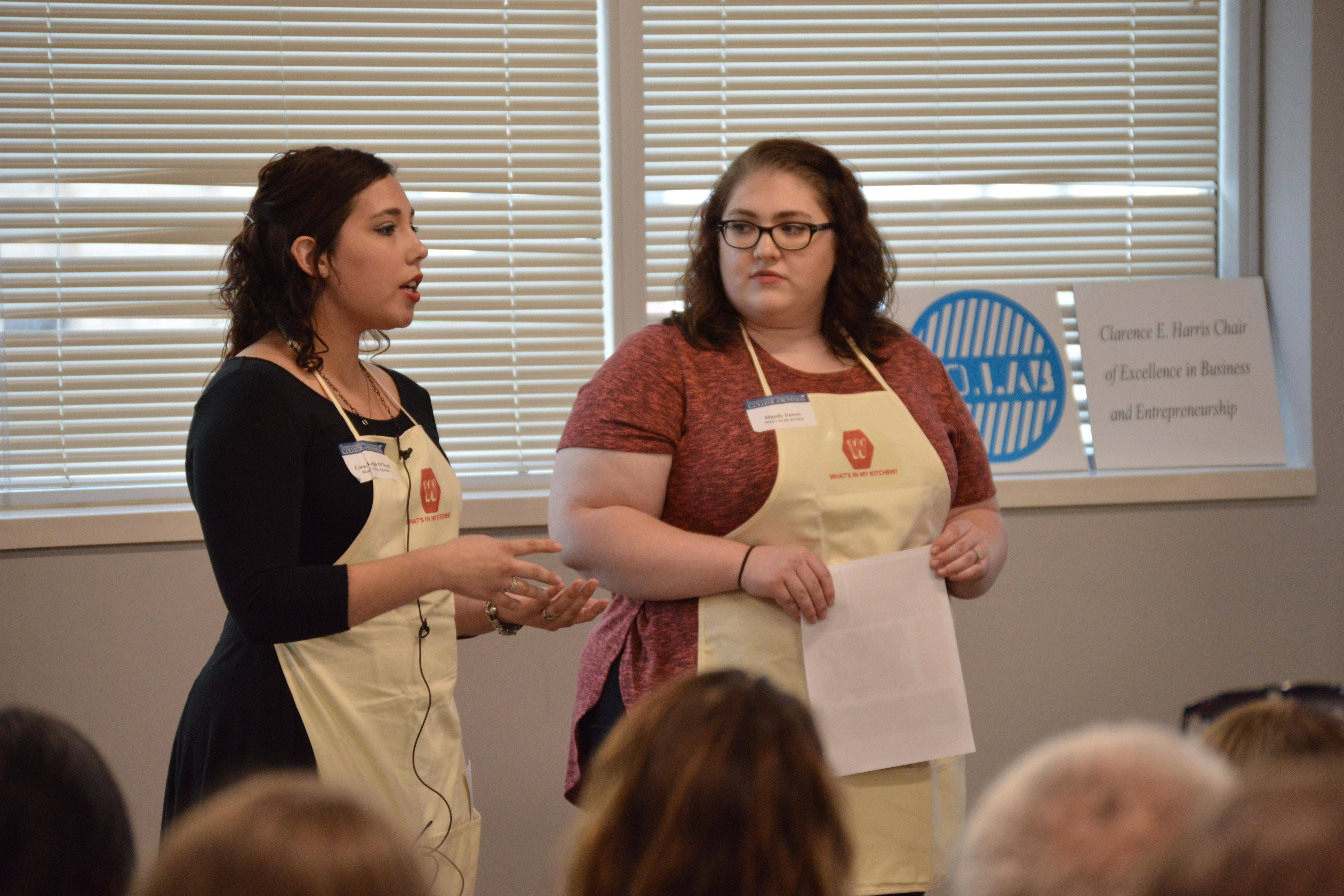 finding the next great business idea: local college students pitch