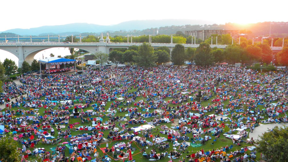 july-fourth-Chattanooga-TN