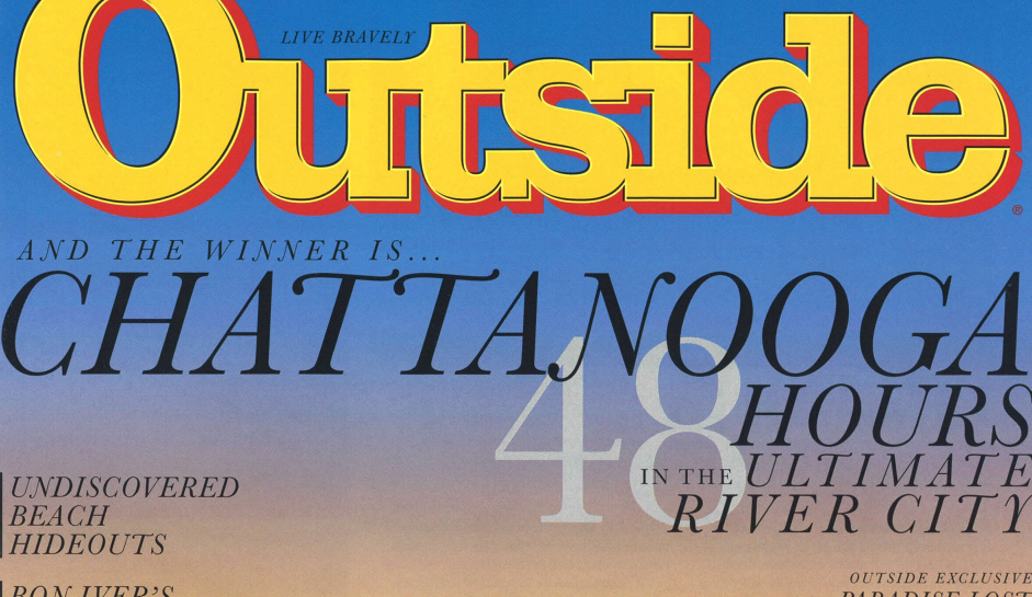 Best Town Ever issue of Outside magazine released - NOOGAtoday