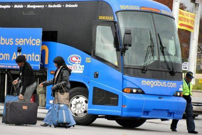 Megabus expands area service, adds Cleveland connection - NOOGAtoday