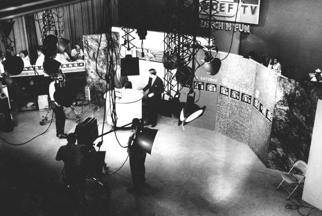 Photo of the Day: WDEF studios (early 1960s) - NOOGAtoday