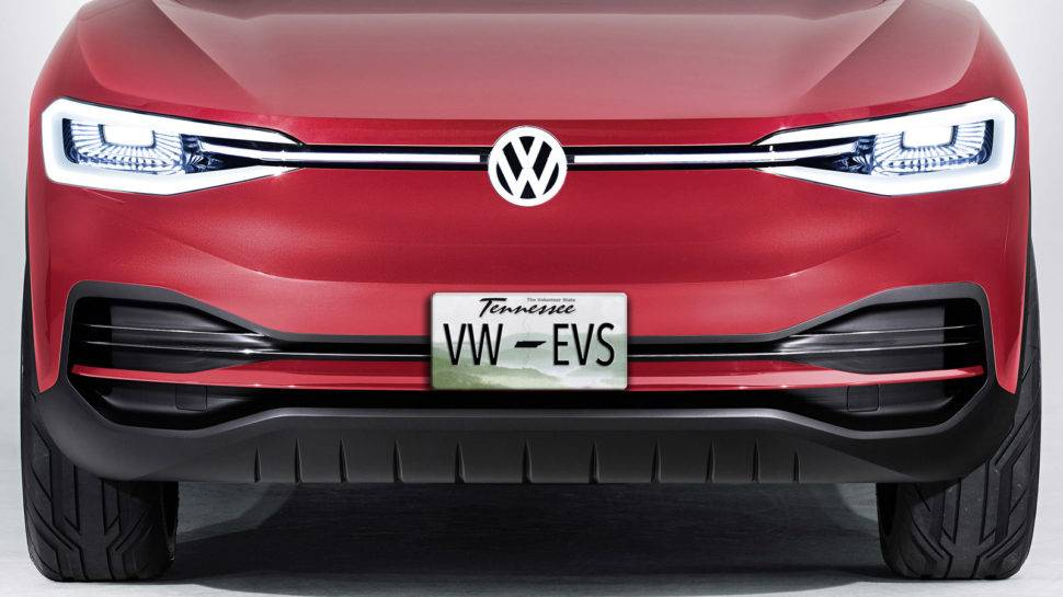 Chattanooga Will Be Volkswagen S North American Base For Making Electric Vehicles Photo Vw